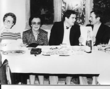 1980 env Gateau des rois à la salle du foyer (2)